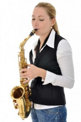 Saxophone music lessons in Atlanta